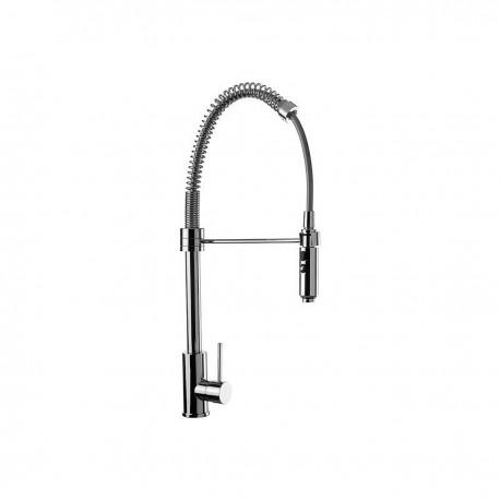 Suvi rubinetto lavello con canna flessibile e bocca d'erogazione girevole