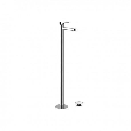 Omega rubinetto miscelatore monocomando per lavabo a pavimento OM688
