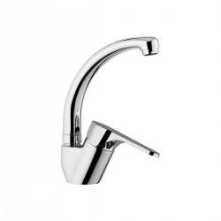 Omega rubinetto lavello con bocca d'erogazione girevole
