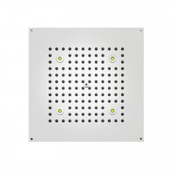 DREAM - Cube Shower heads with RGB LED Lights H37451