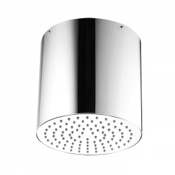 OKI-Inox Shower head Ø 200 mm with stainless steel cover H80405