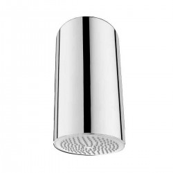 Dinamic -Inox Shower head Ø 140 mm with stainless steel cover H80166