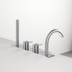 Z316 4-hole bathtub set