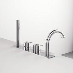 Z316 4-hole bathtub set
