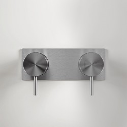 Z316 concealed shower mixer with diverter