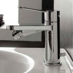 Trend rubinetto miscelatore monocomando per bidet