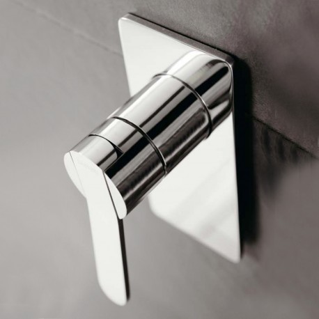 Trend concealed shower mixer