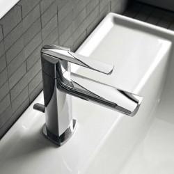 Tango rubinetto miscelatore monocomando per lavabo