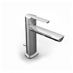 Tango hight single lever washbasin mixer - long spout