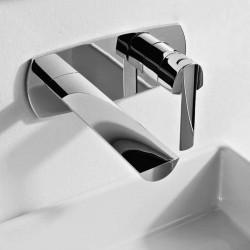 Tango rubinetto miscelatore per lavabo incasso