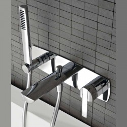 Tango built-in bathtub set