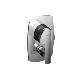 Tango concealed shower mixer with diverter