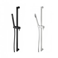 Zen Mat Black & White Line saliscendi completo D74201