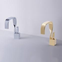 Nastro rubinetto miscelatore lavabo con leva joystick U0BA8010