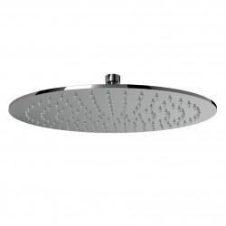 Swivelling stainless steel shower head Ø 400 mm Ritmonio 75S012