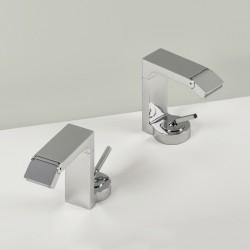 Single lever bidet mixer with joystick handle Waterblade_J Ritmonio H0BA1021R