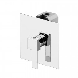 Color Cube built-in shower mixer with GBOX universal built-in box 8530.CH