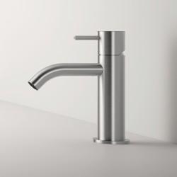 Z316 Inox rubinetto miscelatore monocomando per lavabo senza scarico