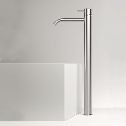 Z316 Hight single lever washbasin mixer without plug