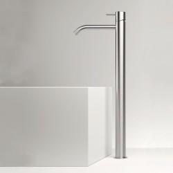 Z316 Hight single lever washbasin mixer without plug