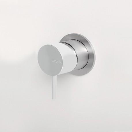 Miscelatore monocomando incasso doccia Z316 Inox Color Zazzeri 3300A402AA0AS