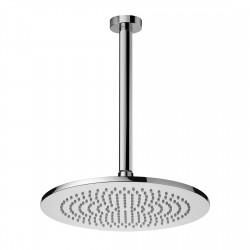 Soffione doccia tondo a soffitto spessore mm 7 Fratelli Frattini 90716 - 90940