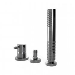 Diametro35 batteria bordovasca 3 fori