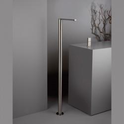 Rubinetto monocomando da pavimento per lavabo Borgia Inox Fratelli Frattini 89069