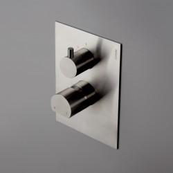Monocomando incasso doccia con deviatore Borgia Inox Fratelli Frattini 89541