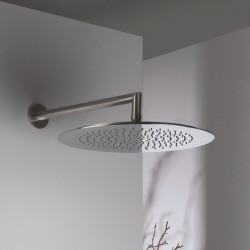 Round shower head Fratelli Frattini Borgia Inox 90918