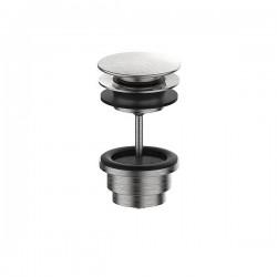Universal push drain with adjustable height 10-75 mm Fratelli Frattini 89686