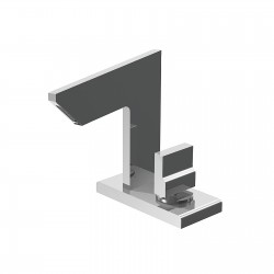 Tetris rubinetto bidet con joystick laterale P0BA5025