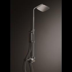 Esterno doccia con colonna e soffione (44036 COL)