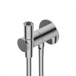Toilet-jet handspray stainless steel DOT316 Ritmonio 72J022