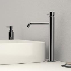 Miscelatore monocomando per lavabo alto Tokyo Daniel Rubinetterie TK607 -TK607B