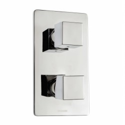 Built-in shower with diverter mixer 2/5 outlet Cube by Bossini Z00062-Z00130
