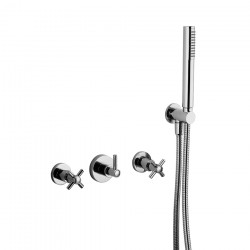 Built-in tap for bathtub without spout Tesis Fratelli Frattini 51010