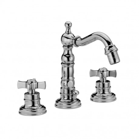 3-hole bidet mixer with old style spout Musa Fratelli Frattini 23105