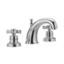 3-hole washbasin mixer with pop-up waste Musa Fratelli Frattini 23054