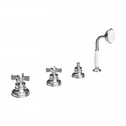 Deck mounted bath mixer Musa Fratelli Frattini 23028