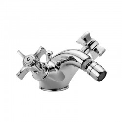 Single hole bidet mixer with pop-up waste Musa Fratelli Frattini 23065