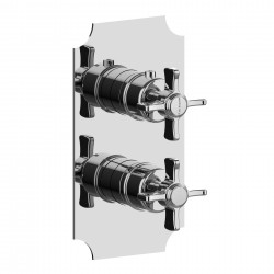 Concealed thermostatic shower mixer 1-2-3 ways Musa Fratelli Frattini 23612 - 98612