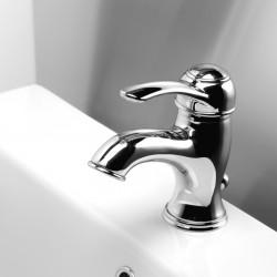 Single-lever washbasin mixer Morgan Fratelli Frattini 29054