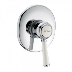 Complete built-in single-lever shower mixer Morgan Prestige Fratelli Frattini 63016