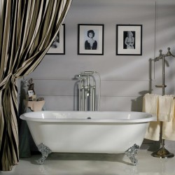 Free standing bath-shower mixer Liberty Bossini L00130