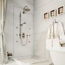 Shower rail with hand shower Liberty Gom Liberty Bossini D19001