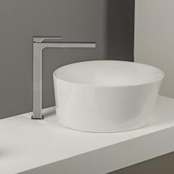 Glitter rubinetto miscelatore monocomando per lavabo alto PR32AF201