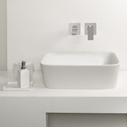 Glitter rubinetto miscelatore monocomando lavabo incasso PR32AH201