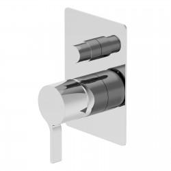 Tie rubinetto micelatore incasso doccia con deviatore PR34GB101