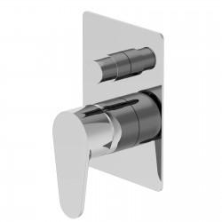 Tip rubinetto miscelatore incasso doccia con deviatore PR38GB101